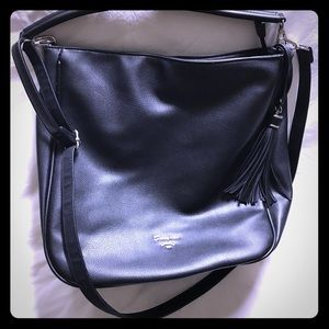 Black casual bag for sale